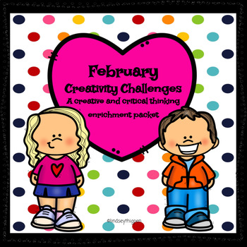 February Creativity Challenges