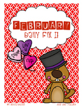 February - Daily Fix It