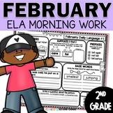 February Morning Work 2nd Grade | Daily Language