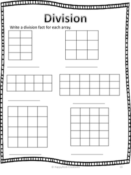 February Daily Math Pages (Focus on Multiplication & Division)