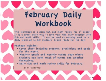 February Daily Morning Work