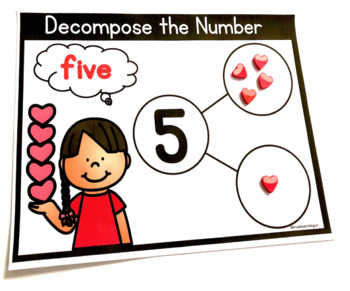 February Decomposing Numbers 1 -10