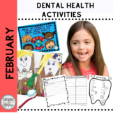 February Dental Health Month Fun Teeth Activities for K-1