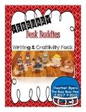 February Desk Buddies {Writing & Craftivity}