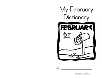 February Dictionary