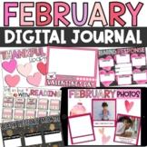February Digital Journal | Holiday Bullet Journal | Intera