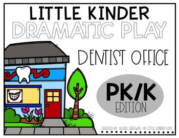 February Dramatic Play: Dentist