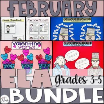 ELA MEGA Bundle February
