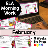 February Morning Work Google Drive Digital Edition