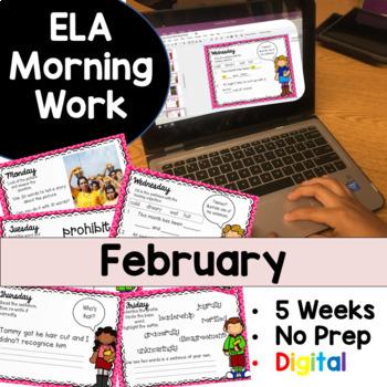 February Morning Work Google Drive Digital Edition