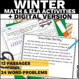February ELA and Math Activities