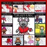 February Emergent Reader Bundle
