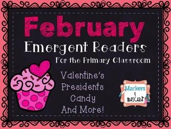 February Emergent Readers