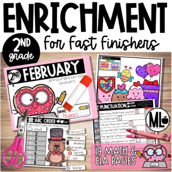 February Enrichment/Early Finishers*Second Grade*