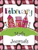 February Everyday Math Journals Powerpoint for the Smartboard