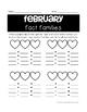 February Fact Families Freebie
