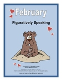 Figurative Language for February:  Simile, Metaphor, Onomatopoeia, Alliteration