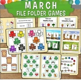 March File Folder Games