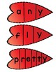 February First Grade Sight Word Puzzles