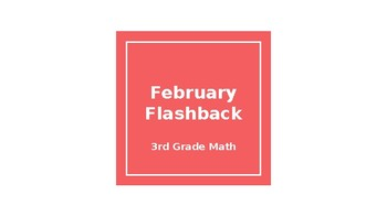 February Flashbacks