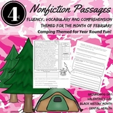 Reading Comprehension Passages and Questions FEBRUARY