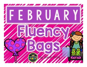 February Fluency Bags