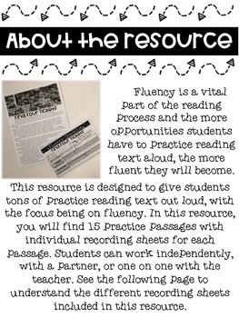 February Fluency Files