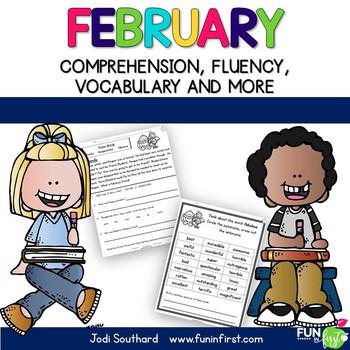 Fluency for February
