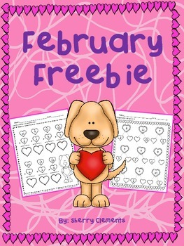 FREE DOWNLOAD : February Freebie