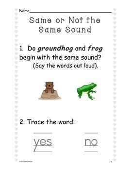 February Fun Days for Preschool