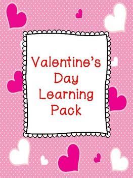 February Fun NO PREP packet!