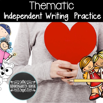 February Independent Writing Practice.