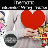 February Get Your Kids Writing Activities