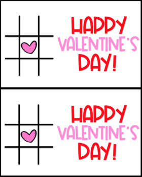 February Gift Tags