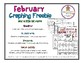 February Graphing Freebie