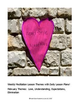 February Guided Meditation Bundle