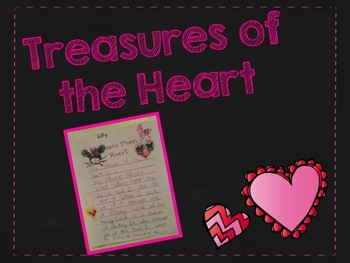 Heart Writing Activities