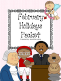 February Holidays Packet
