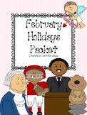 February Holidays Packet
