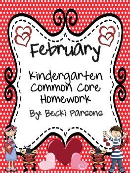 February  Homework