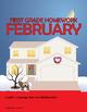 February Homework or School Activities-Kindergarten & First Grade [Common Core]