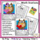 February Hundred Charts   MATH CENTERS   MATH REVIEW
