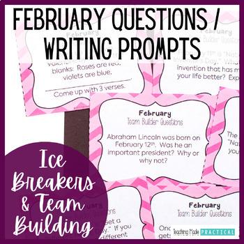 February Ice Breaker and Team Builder