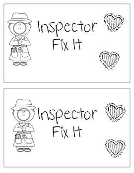 February Inspector Fix It