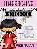 February Interactive Articulation Notebook