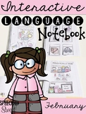 February Interactive Language Notebook