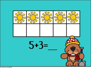 February Interactive Math Games- Power Point