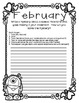 February Journal Pack