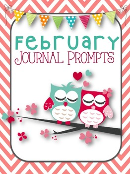 February Journal Prompts {33 Prompts!}