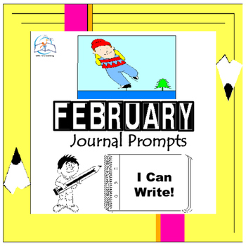 February Writing Prompts Quick Writes